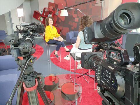 KKS zu Gast bei der RTS-Sendung «Temps présent»