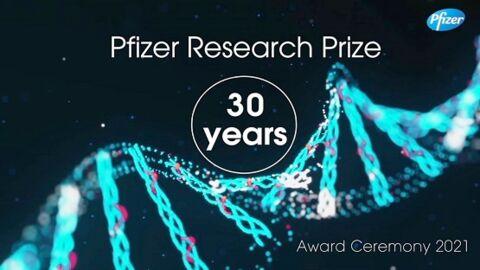 Prix Pfizer de la Recherche 2021 pour le SPOG