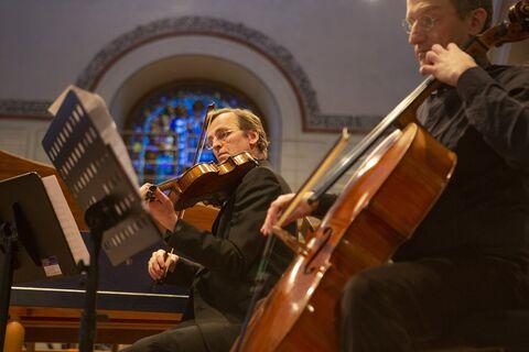 Concert de bienfaisance à Berne
