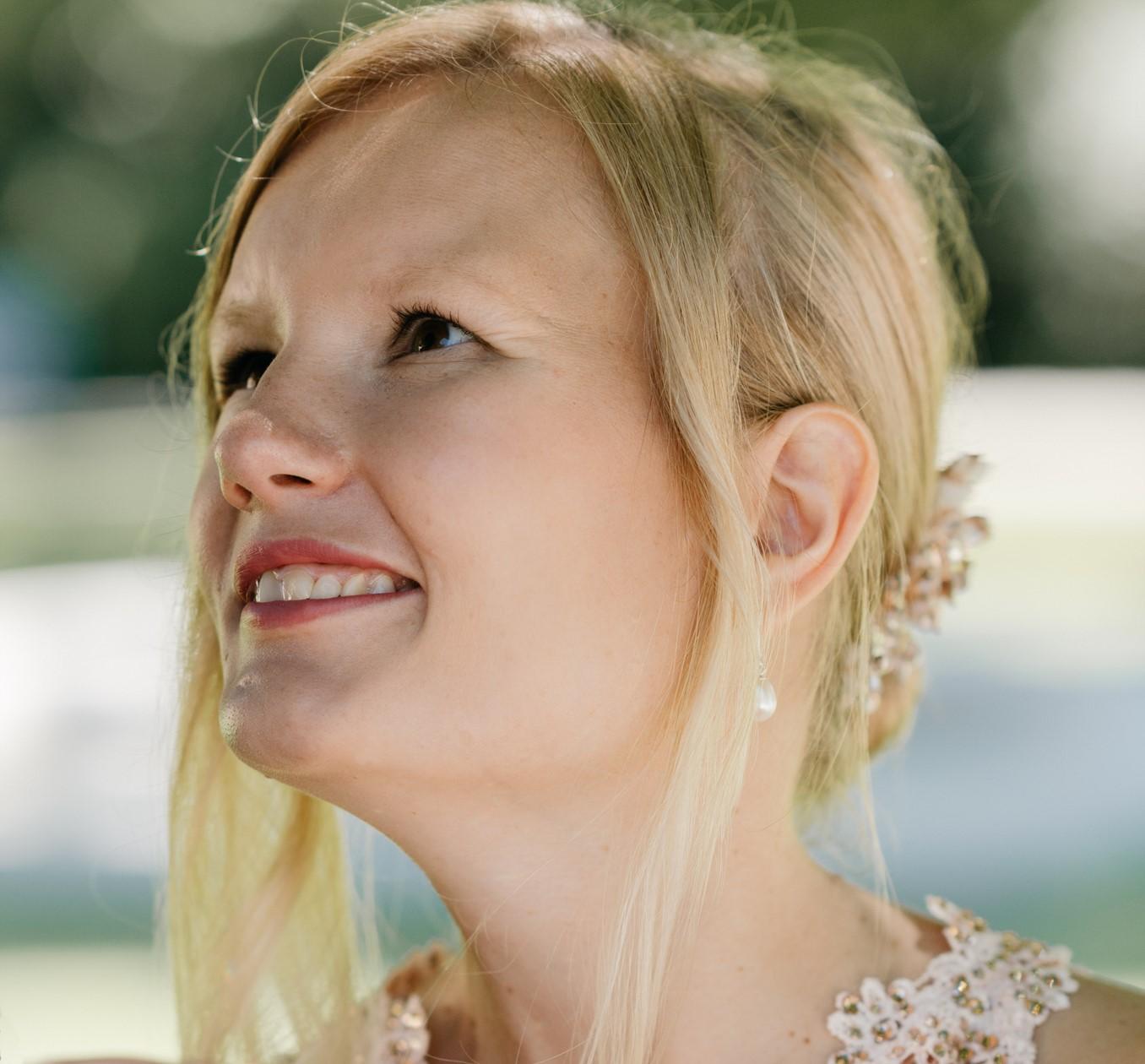 Porträt Jasmin Schefer