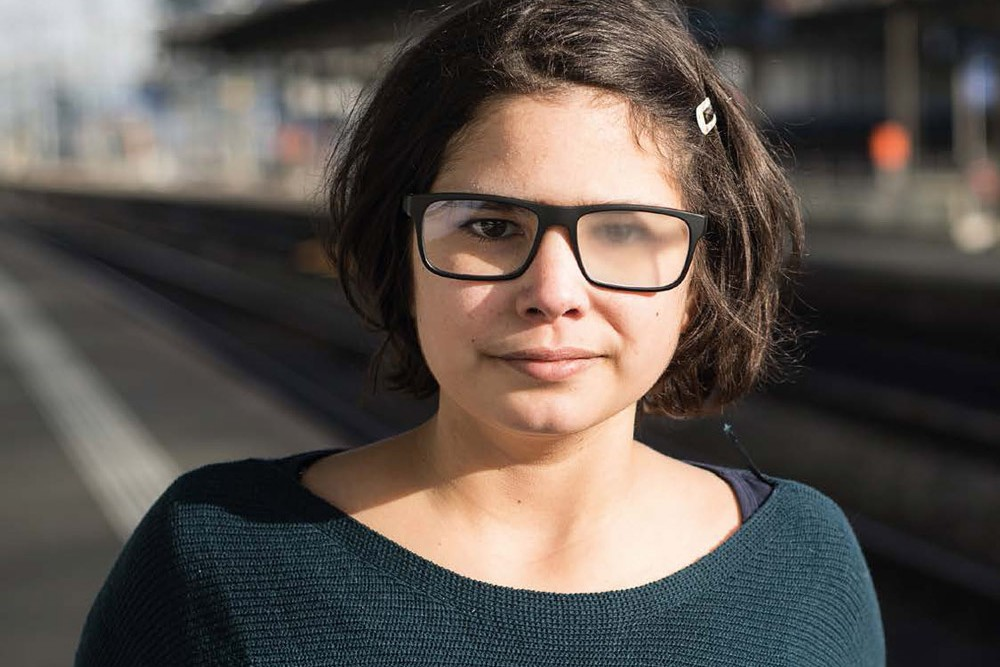 Porträt Delia Mazuret
