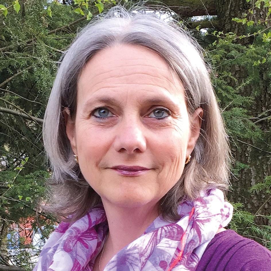 Porträt Daniela Dommen