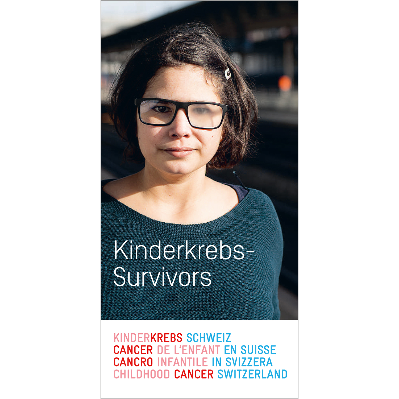 Broschüre Kinderkrebs-Survivors