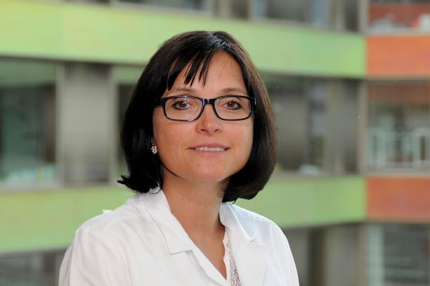 Porträt Dr. Tamara Diesch