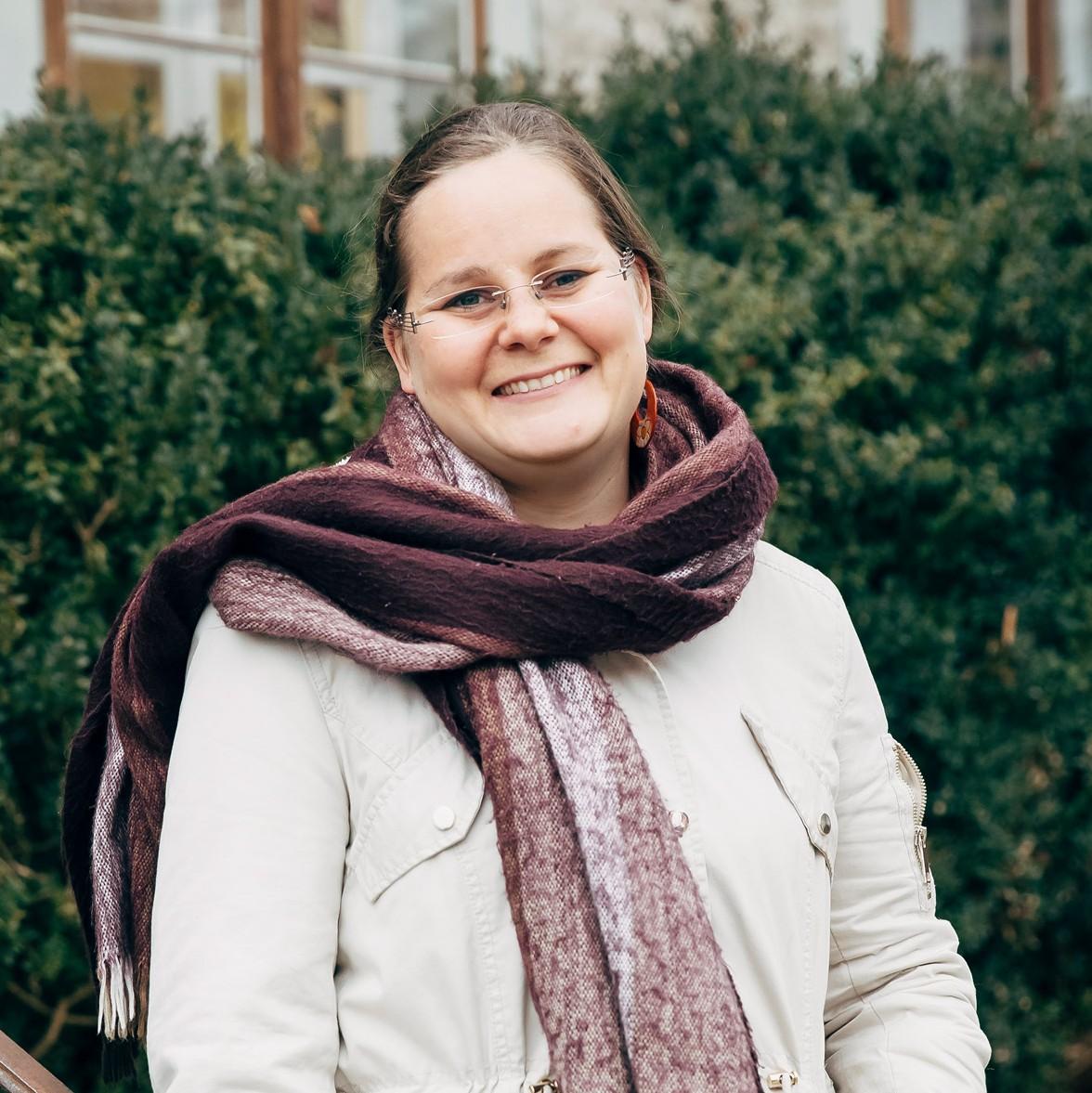 Porträt Andrea Glättli