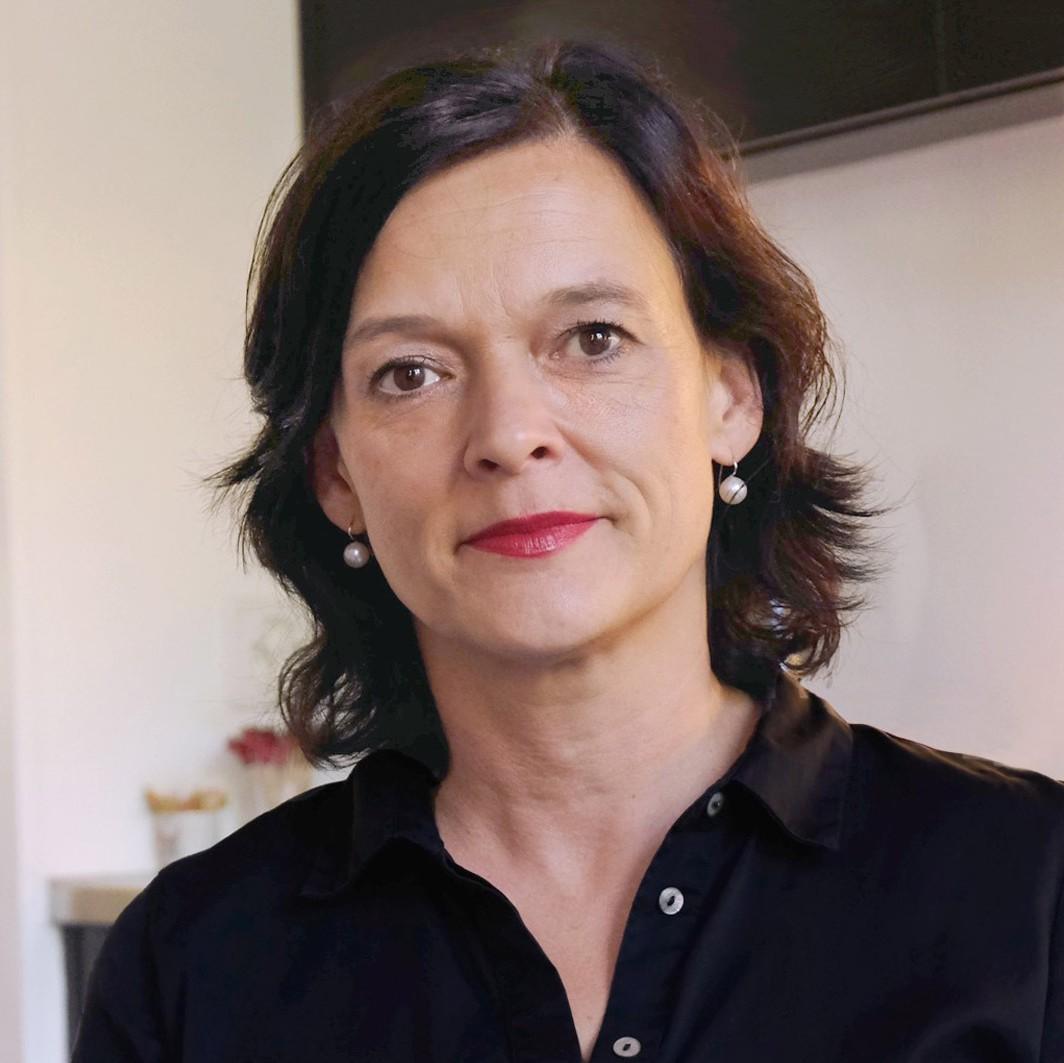 Porträt Nanette Keller-Johner