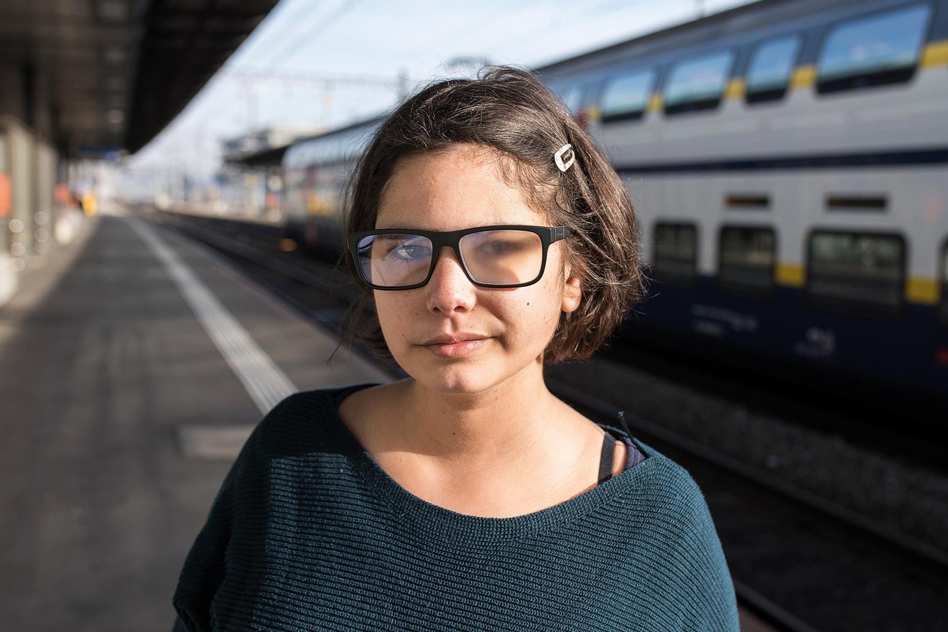 Porträt einer Survivorin